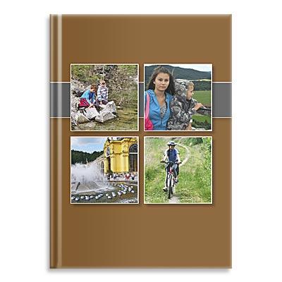 Fotokniha dovolená, cestování, výlety