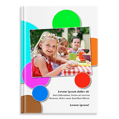 Fotokniha děti, narozeniny