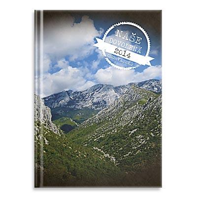 Fotokniha cestování, výlet, dovolená