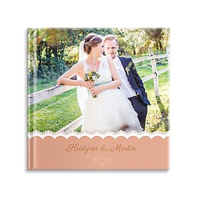 Nejkrásnější svatební foto kniha