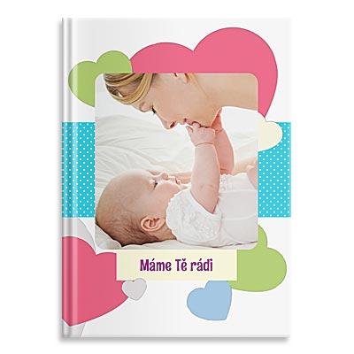 Fotokniha děti, miminko