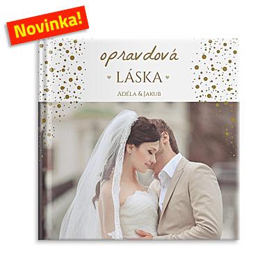 Svatební fotokniha