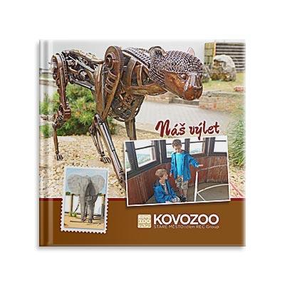 Fotokniha výlet KovoZOO