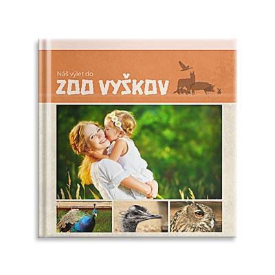 ZOO park Vyškov, fotokniha