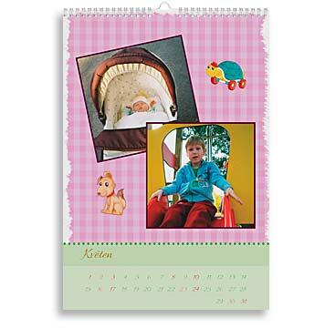 fotokalendář online