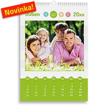 online fotokalendář Tigris