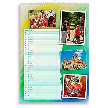 Fotokalendáře a fotoknihy Tigris