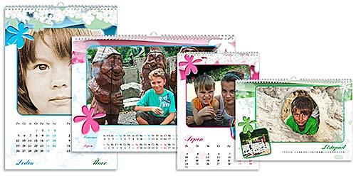 Fotokalendáře Tigris