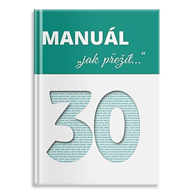 Léčivá kniha, narozeninová k 30.