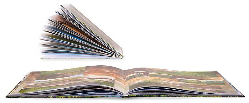 pevná šitá fotokniha Tigris, ONLINE