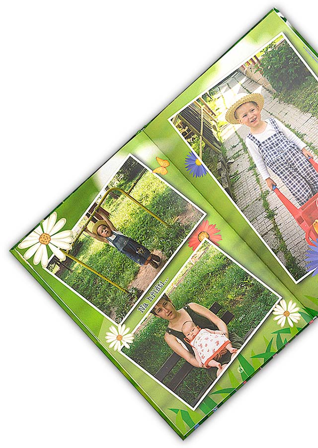 V8 Fotokalendáře a fotoknihy Tigris