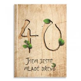 Veselá kniha k 40