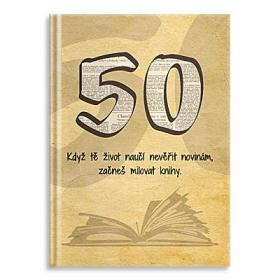 Dárková k 50. narozeninám